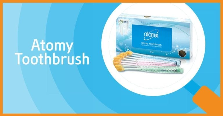 The Toothbrush That Cares For Your Gums & Teeth