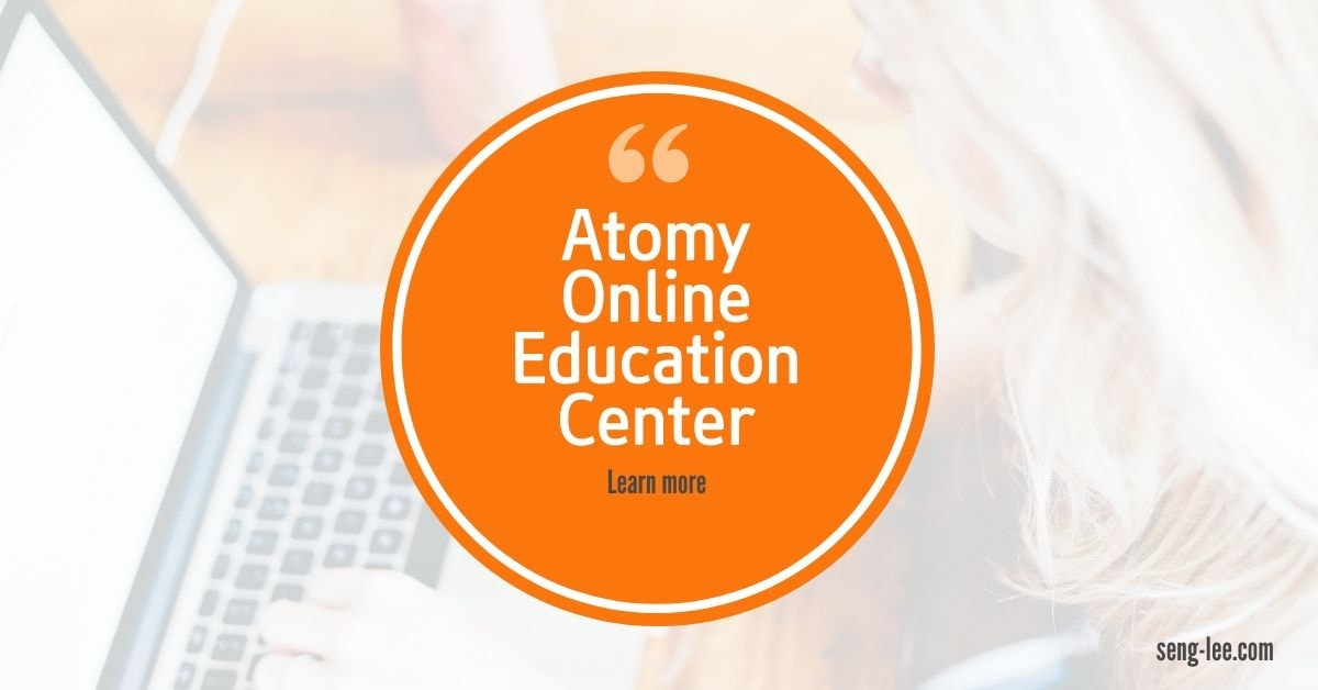 Atomy Online Education Center