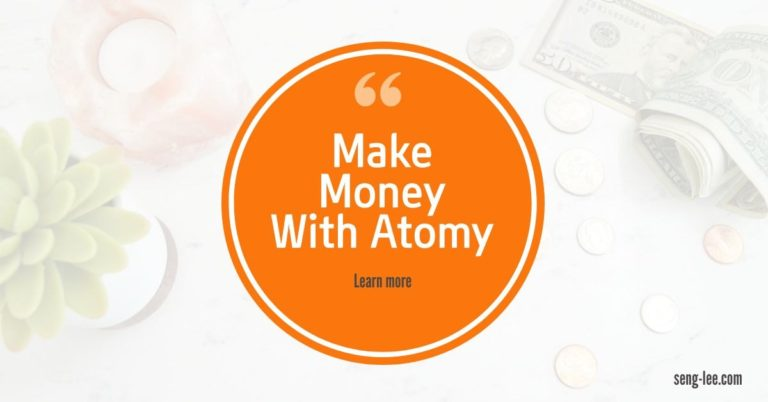 Can I Make Money With Atomy?